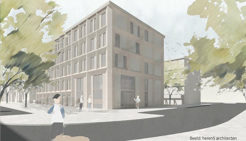 Amsterdamse woningcorporatie krijgt primeur met houten woongebouw